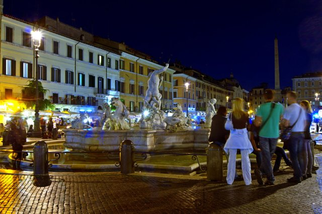 Piazza Nuovo # 2